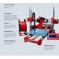 Stampante 3D 200x200x200
